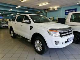 Ford Ranger 3.2TDCi XLT 4X4 A/T Double Cab