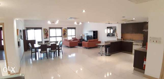 Luxury 2bhk fully furnished apartment for rent in Adliya