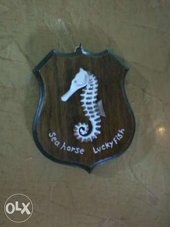 Sea horse keys holder
