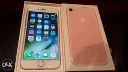 Like New Apple Iphone 7 128gb Storage offer kes 40000 Charger + Earpc