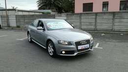 2010 Audi A4 1.8 Attraction B8