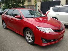 Full option Tincan cleared 2014 camry