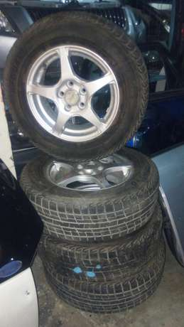 Xjapan rim with new tires 4pcs. Shabab - image 2