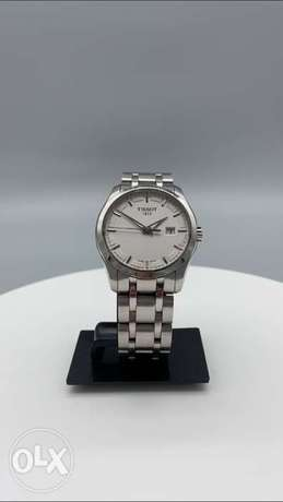 Used TISSOT Couturier watch Swiss Made