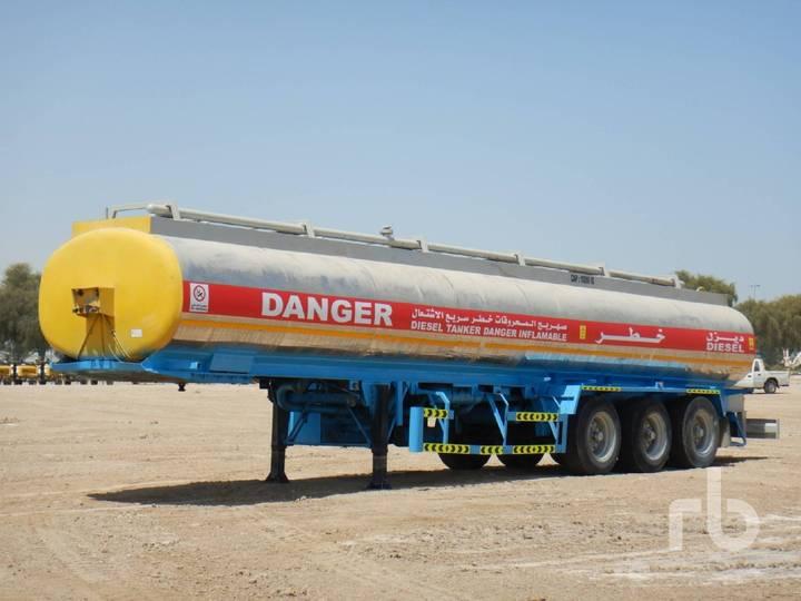 40000 Litre Tri/A Diesel