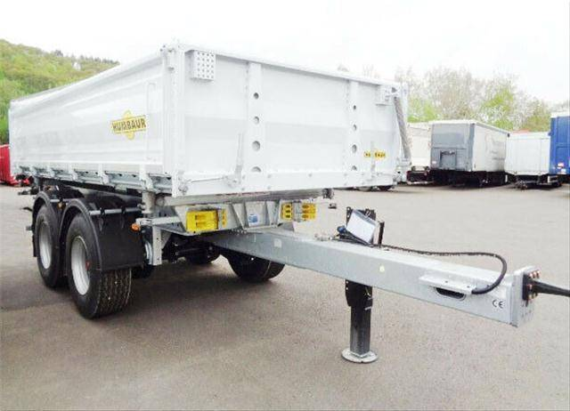 Humbaur HTK195024 sofort verfugbar Tandem 3Seiten Kipper - 2019
