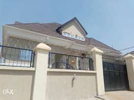 For sale a classic 4 bedroom penthouse in Efab estate life camp Abj
