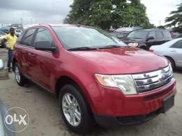 Toks 2008 Ford edge. Limited edition