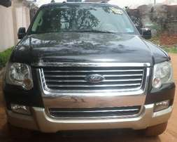Pristine ford explorer 07, For sale in asaba