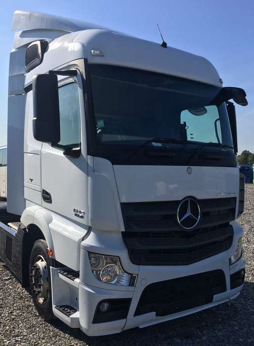 Aktualne Mercedes-Benz Cab for ACTROS MP4 truck - 2013 for sale | Tradus HB12