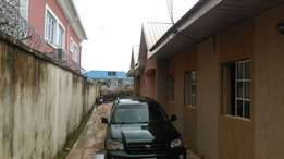 A 4 bedroom twin duplex for rent at Emene for 550k