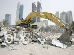 we dispose off construction building site waste building materials