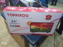 Tv Digital LED 24 Inch Tornado on offer