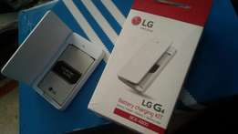 LG G4 new battery and charging kit