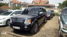 Landrover discovery td4