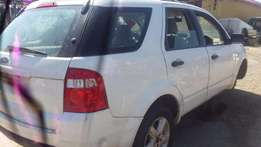 Ford Territory 2006 model 4x2 stripping for spares