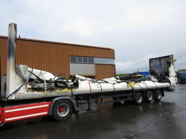 Schmitz Cargobull Auflieger low chassis!!!!!!!! - 2014