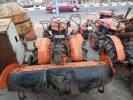 We sell imported New & used tractors and other heavy equipment