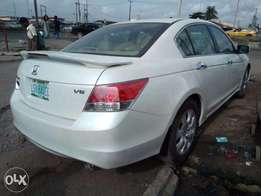Accord 2008 V6 ENGINE (toks standard)