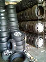 Call for any size of tyres you wants