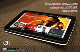 "ZENITHINK C91 Upgrade 10"" Android Tab"