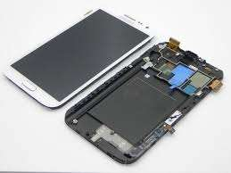 samsung note 1 / note2 /note3/ note4 cracked lcd touch screen repair