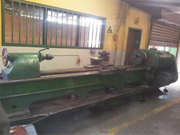 Working lathes machines for sale! Come view and offer Germiston - image 3