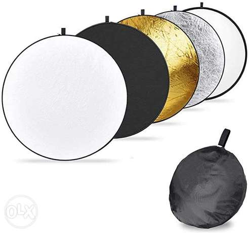 Studio Light Reflector 60cm/80cm/110cm size Available