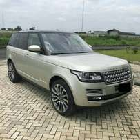 Over clean Nigerian used Range Rover vogue Autobiography 2014..45m