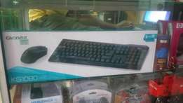Brand new and boxed Wireless keyboard