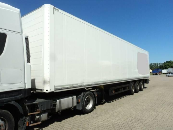 Schmitz Cargobull SKO 24 - 2012