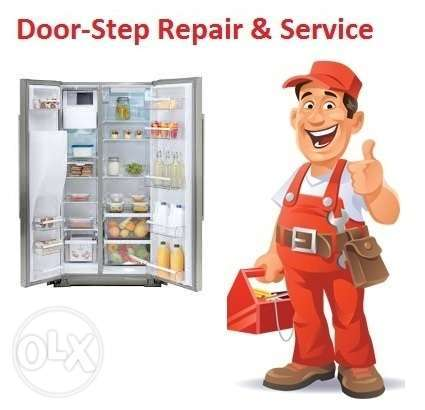 Fridge and refrigerator repair service