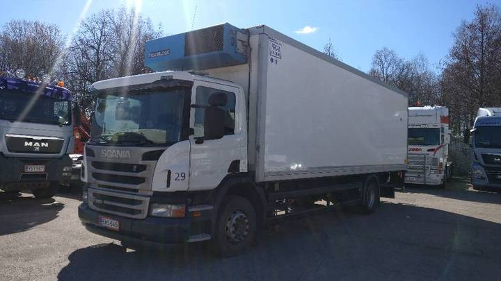 Scania P 250 4x2 - 2014