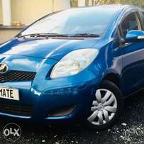 Toyota vitz mint and best colour grand sale