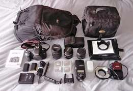 Canon 7D Bundle