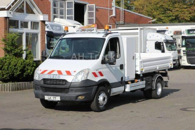Iveco Daily 65c17 Euro 5/ 3-seiten Kipper/ 3 Sitze - 2012