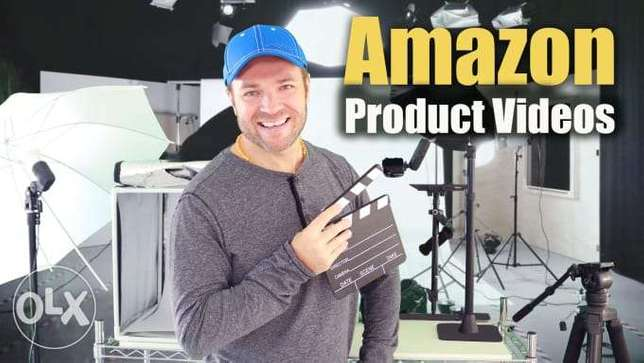 I will create a product video for amazon, social media, website