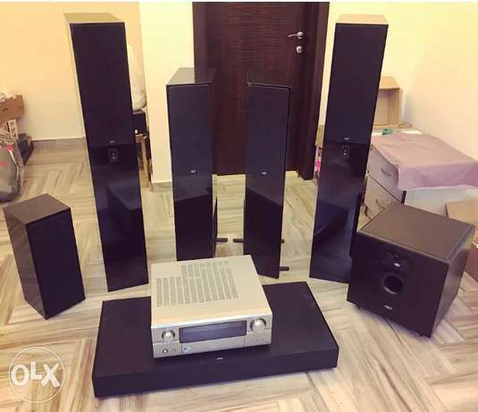 TV/Cinema/Theater surround system (USA High end)