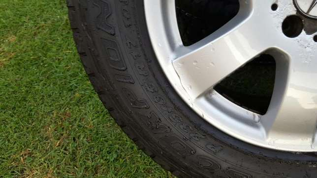 Mercedes Benz ML 350 Mags and tyres Dundee - image 4