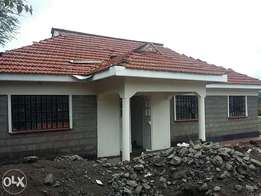 Three bedrooms master's ensuite for sale in ongata rongai nkoroi