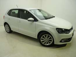2015 Volkswagen Polo 1.2TSi Highline