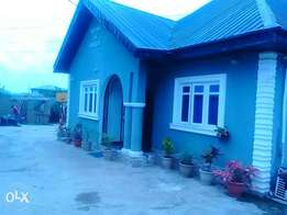 Modern 4 bedrooms bungalow available for sale in oluyole Estate
