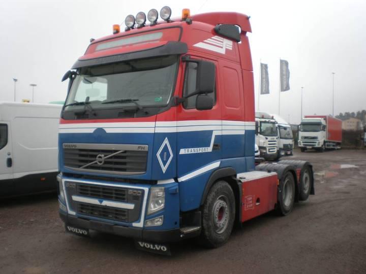 Volvo Fh13 500 Kippihydrauliikka - 2012