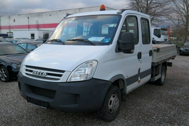 Iveco Daily C40C Pritsche - 2006