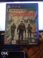 Tom Clancy The Division Playstation 4 PS4