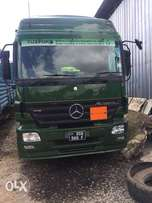 Mercedes Benz Actros MP2