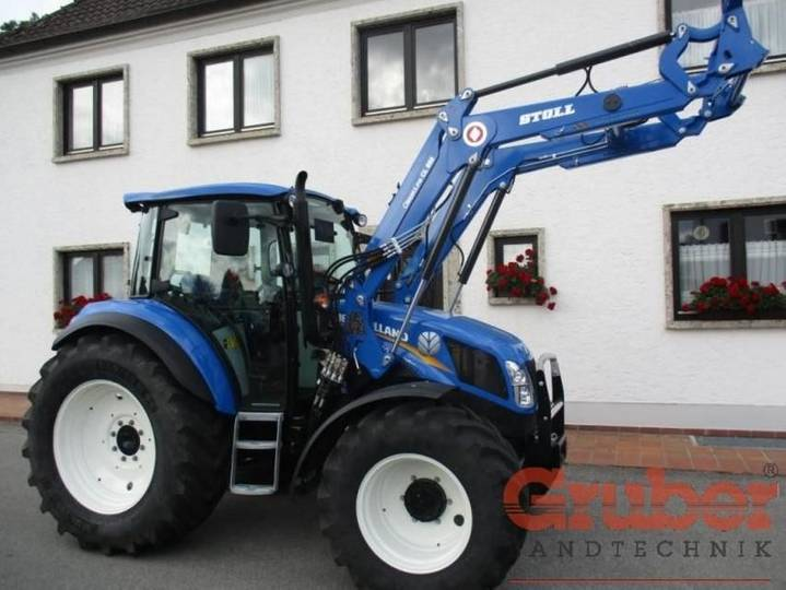 New Holland t4.85 - 2015