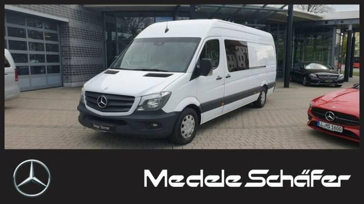 Mercedes-Benz Sprinter 316 CDI Kasten L3H2 Automatik Klima 2ST - 2014