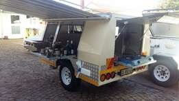 search Off Road Goudini Camping Trailer