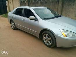 Honda accord toks